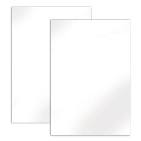 Картон белый А4, плотность 290г/м2 100л/уп (BRAUBERG)