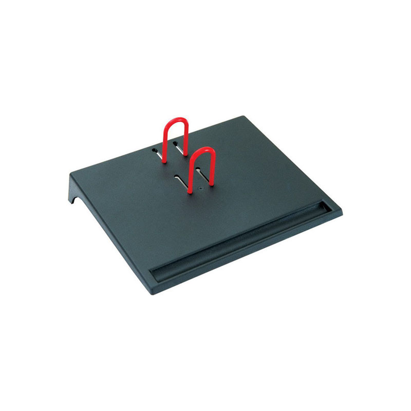 Подставка д/календаря малая, чёрная, 16шт/кор (Стамм)