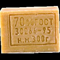 Мыло хозяйственное 70% 250гр Саратов