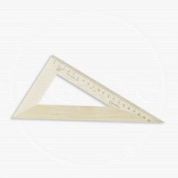 Треугольник 30х230мм, деревянный (Можга)
