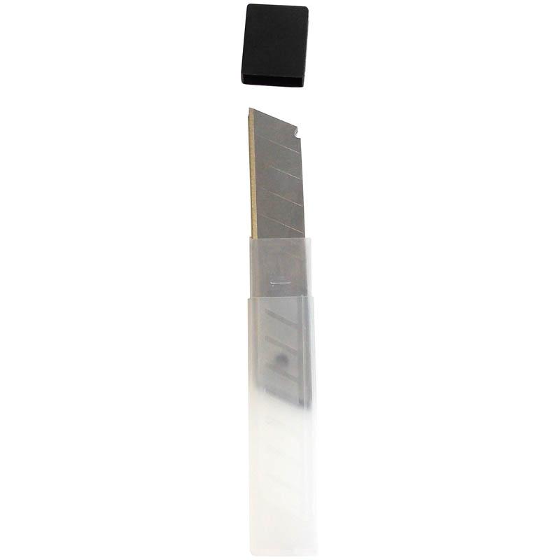 Лезвия для канцелярских ножей 9мм, 10шт/уп (OfficeSpace)