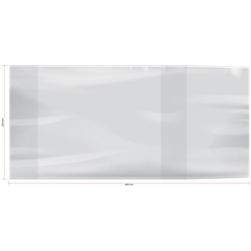 Обложка 220х460см, ПП, 70мкм универсальная 50шт/уп (ArtSpace)