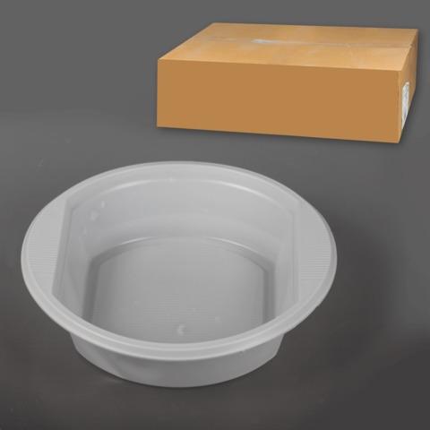 Комплект тарелок (50шт), суповые, 500мл