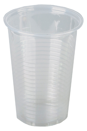 Комплект стаканчиков одноразовых (100шт) 0,2 л , прозрачный (30уп/кор) (Арт Пласт)