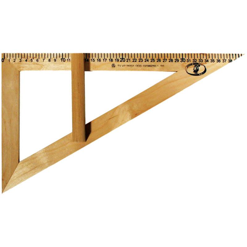 Треугольник классный 30гр, дерево (Можга)