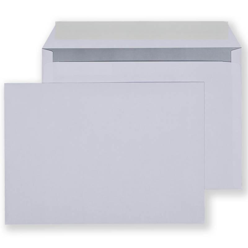 Конверт С4 (324х229) белый, отрывная полоса.500шт/уп (1620)
