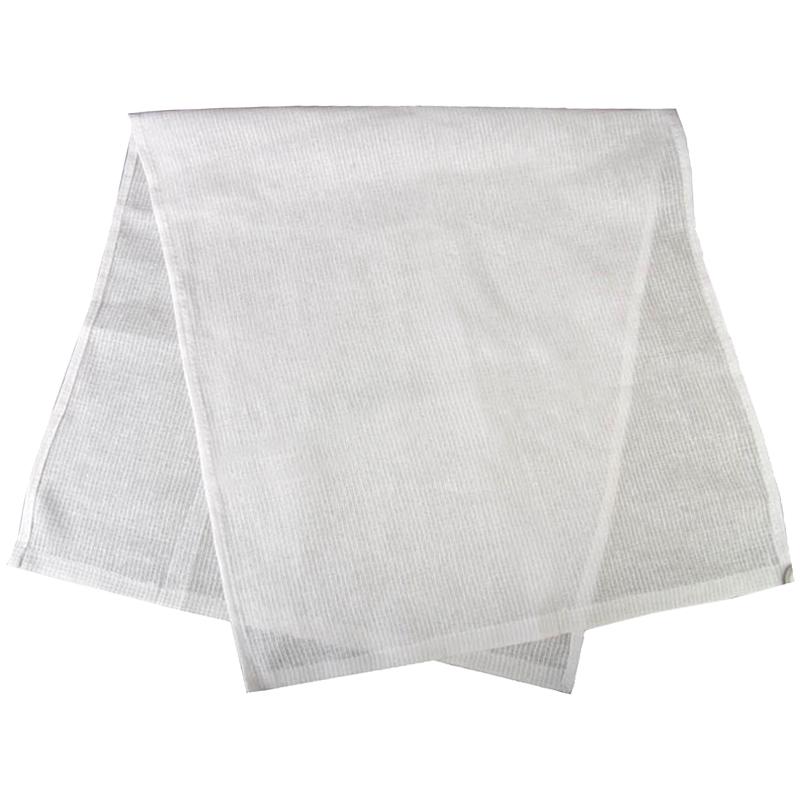 Полотенце вафельное отбеленное 40х80  OfficeClean 50шт./уп.