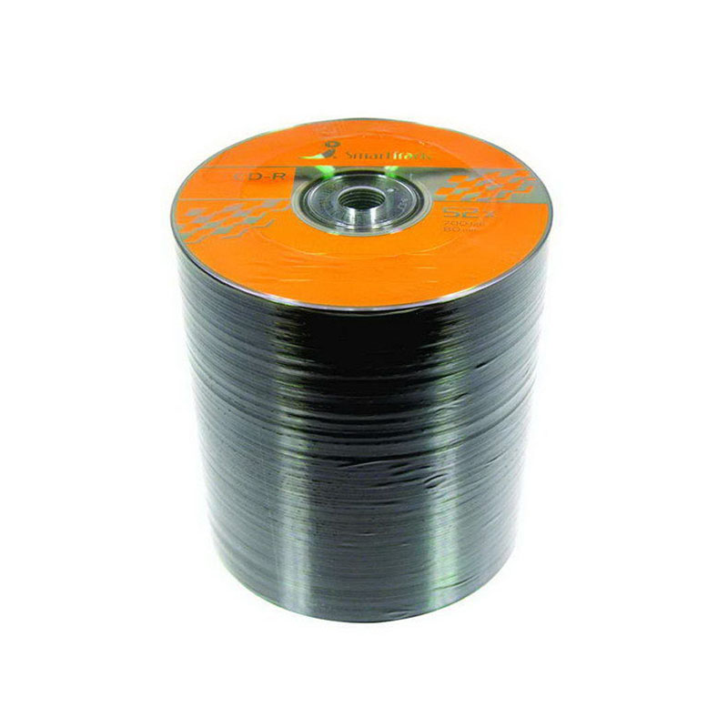 Диск CD-R 700Mb 52x Bulk 100шт/уп (Smart Track)