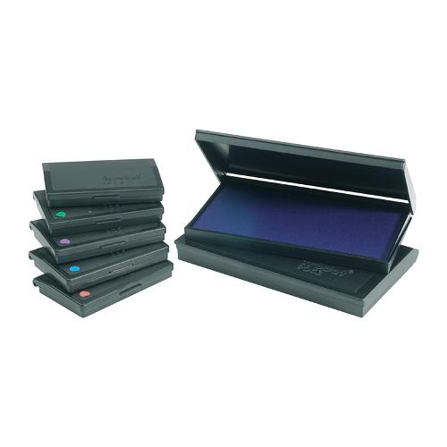 Штемпельная подушка 110х70мм, синяя (TRODAT)
