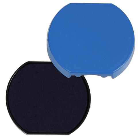 Сменная штемпельная подушка 40мм, синяя, для R40 10шт/уп (Trodat)
