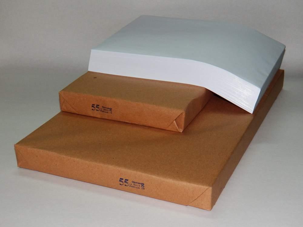 Бумага офсетная А3 160г/м2